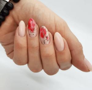 Дизайн ногтей с паутинкой: фото идеи 2020 года