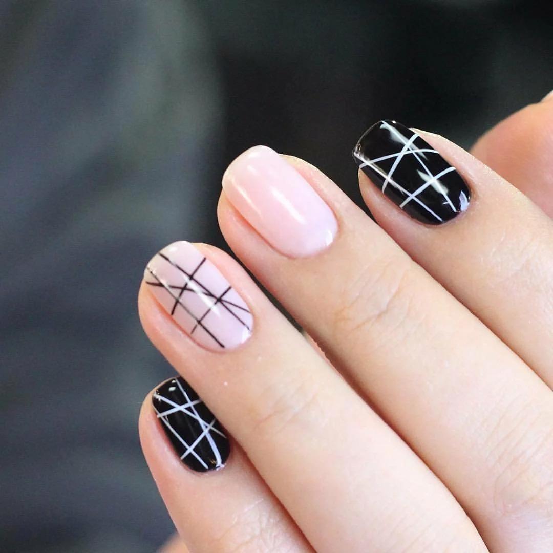 Особенности маникюра на коротких ногтях