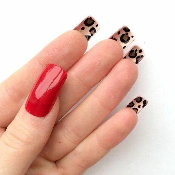 Лабутены на ногтях. Новый тренд в маникюре
