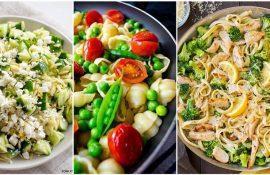 Рецепты летних блюд