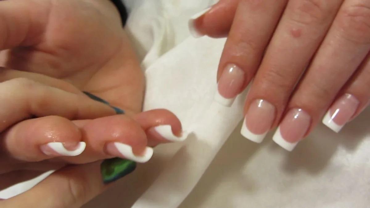 Почему «правильные» наращенные ногти не плоские, а с глубокой аркой – отвечаю, как мастер