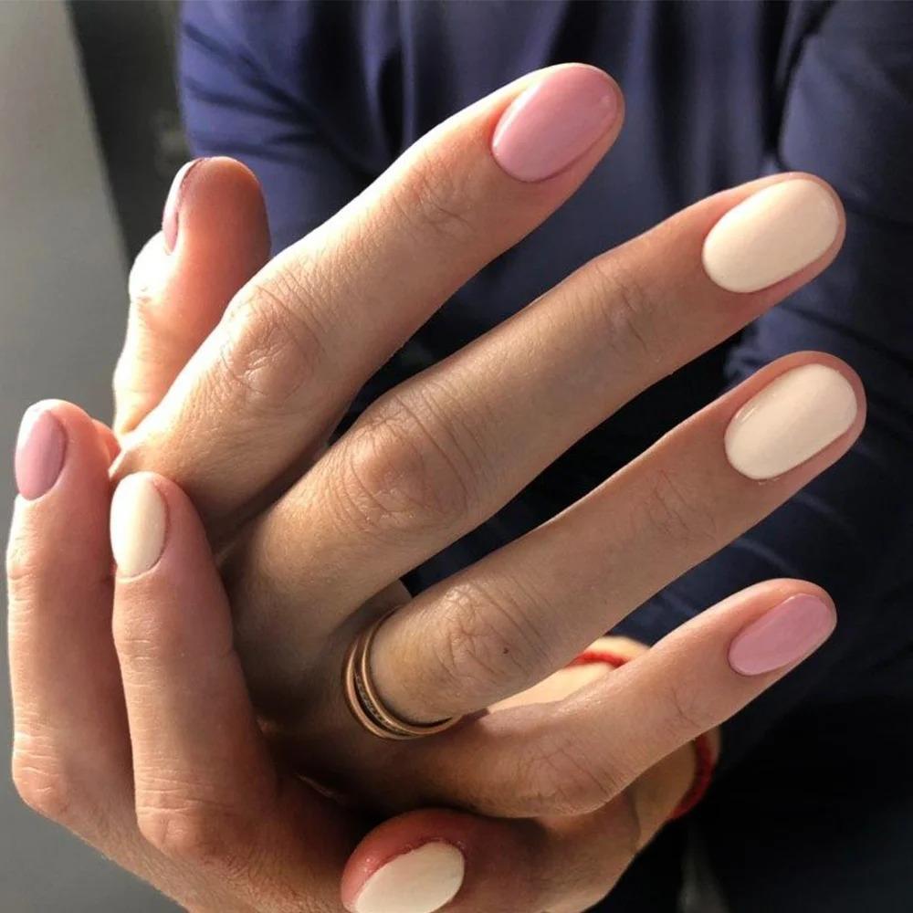 Маникюр на коротких ногтях, что выбрать?