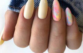 Модные оттенки гель лака для ногтей 2020