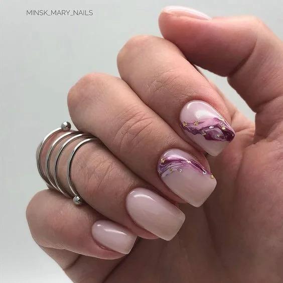 6 идей нежного и стильного дизайна для ногтей 2020
