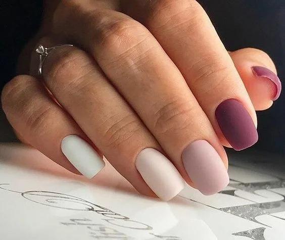 Красивая осень на ногтях 2020: идеи маникюра для вдохновения