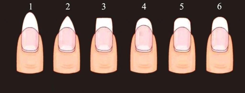 Что о вас говорит форма ногтей