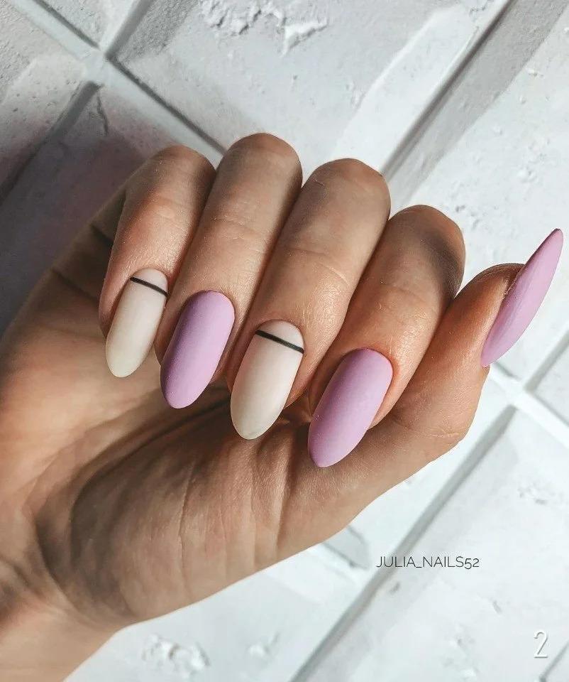 Маникюр 2020. Идеи дизайна на длинные ногти!
