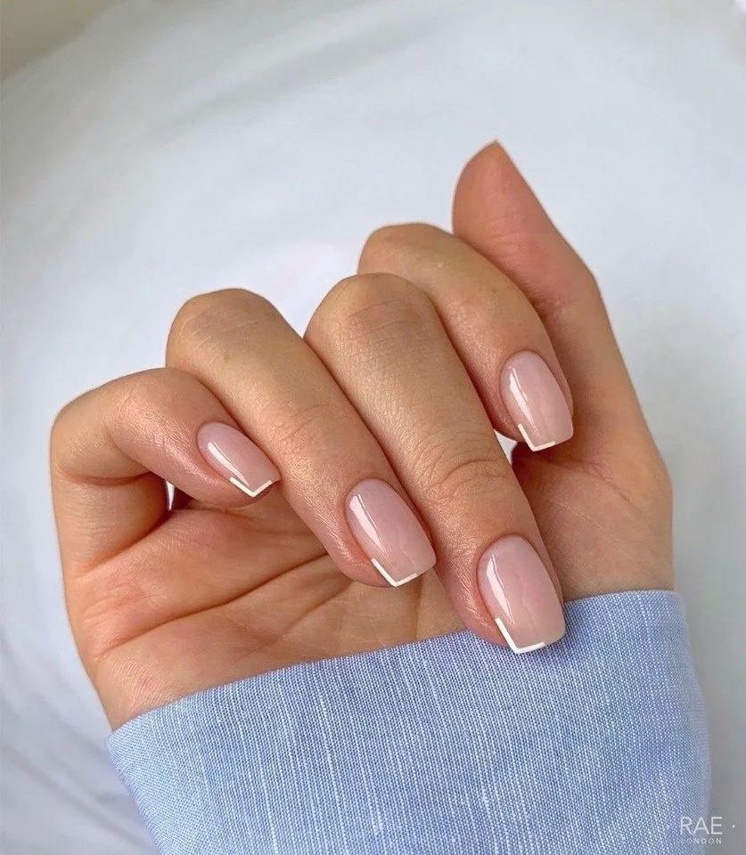 Маникюр без маникюра. Что делать, если на работу нельзя ходить с лаком на ногтях? 6 вариантов решения проблемы.