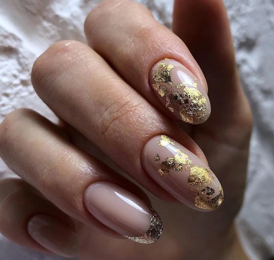 Маникюр зима 2021, дизайны ногтей, модные идеи на сегодня, стильные дизайны, разные оттенки, фото.