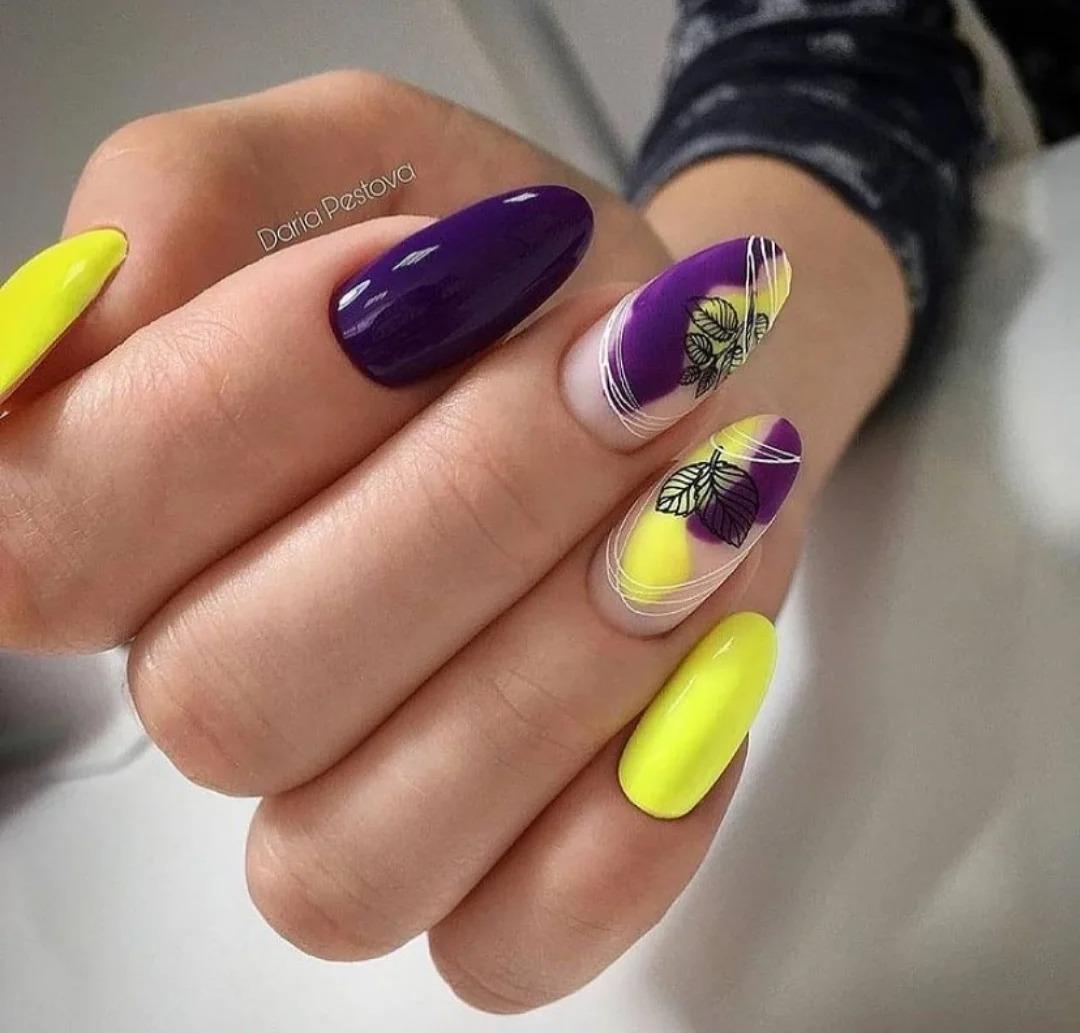 Весенний маникюр: Дизайны ногтей, яркие идеи, приятные оттенки, подборка фото 2021.