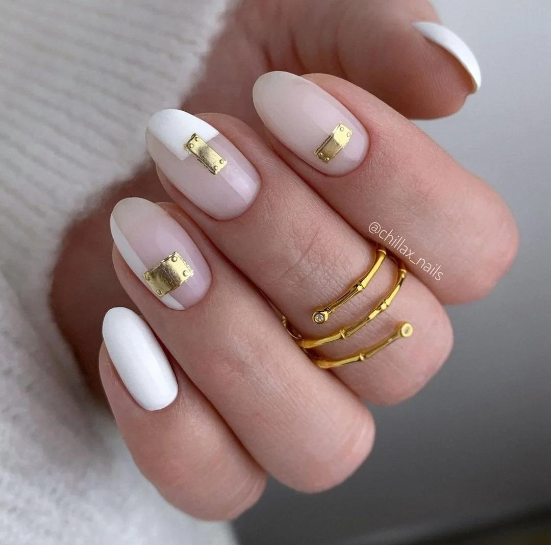 Маникюр, который актуален на сегодня. Идеи ногтей, красивые дизайны, весенние оттенки, подборка фото 2021.