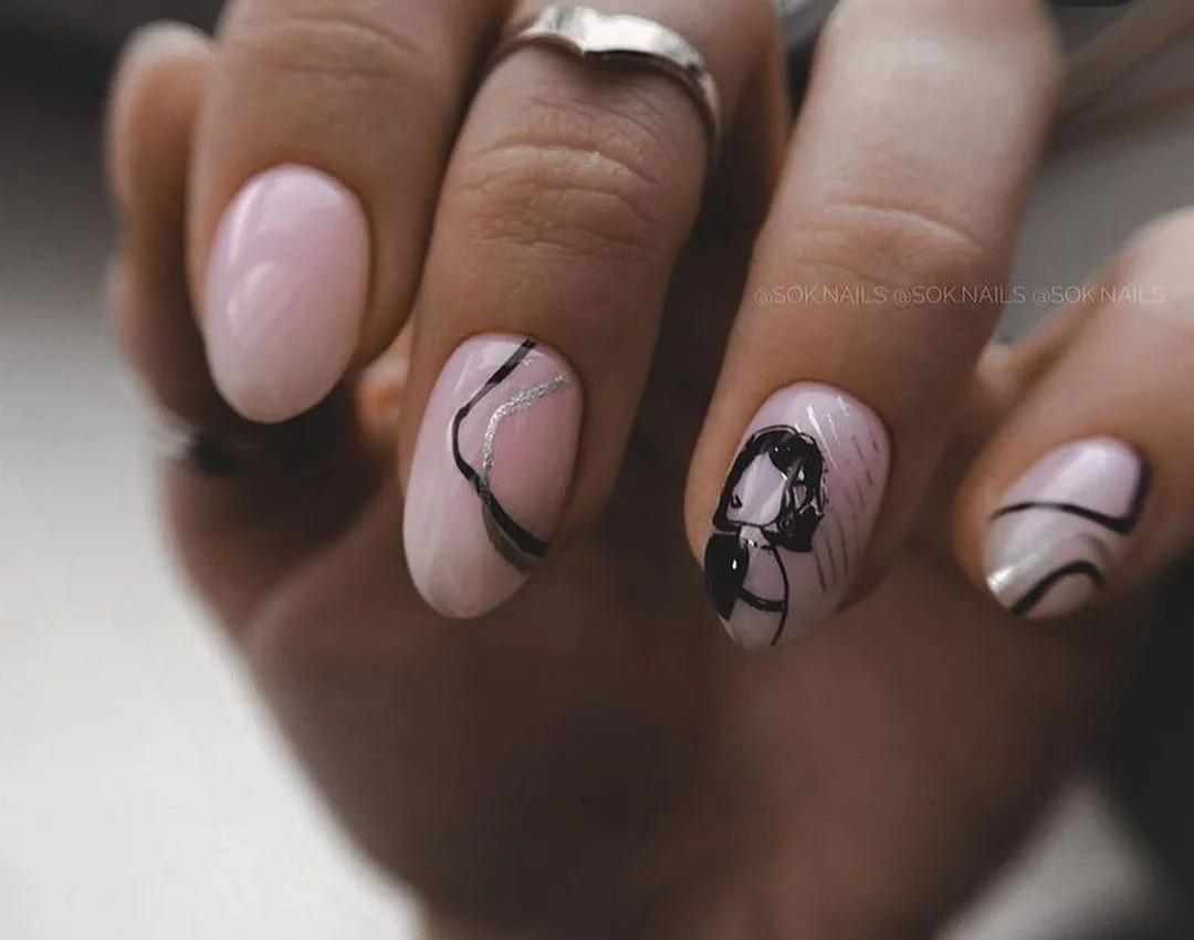 Очень яркий маникюр: Пёстрые дизайны, броские оттенки, идеи ногтей, гельлака, подборка красивых фото.
