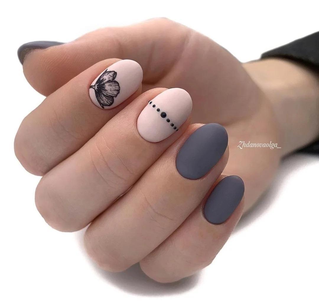 Маникюр на короткие ногти, светлые оттенки, красивые идеи, дизайны, фото.