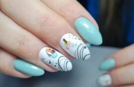 Идеальный маникюр на длинные ногти — только для стильных модниц!