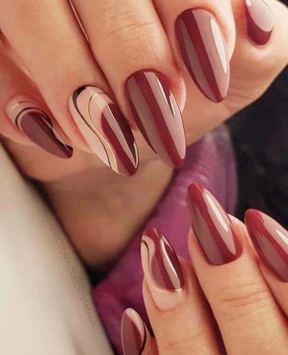 Идеальный маникюр на длинные ногти - только для стильных модниц!