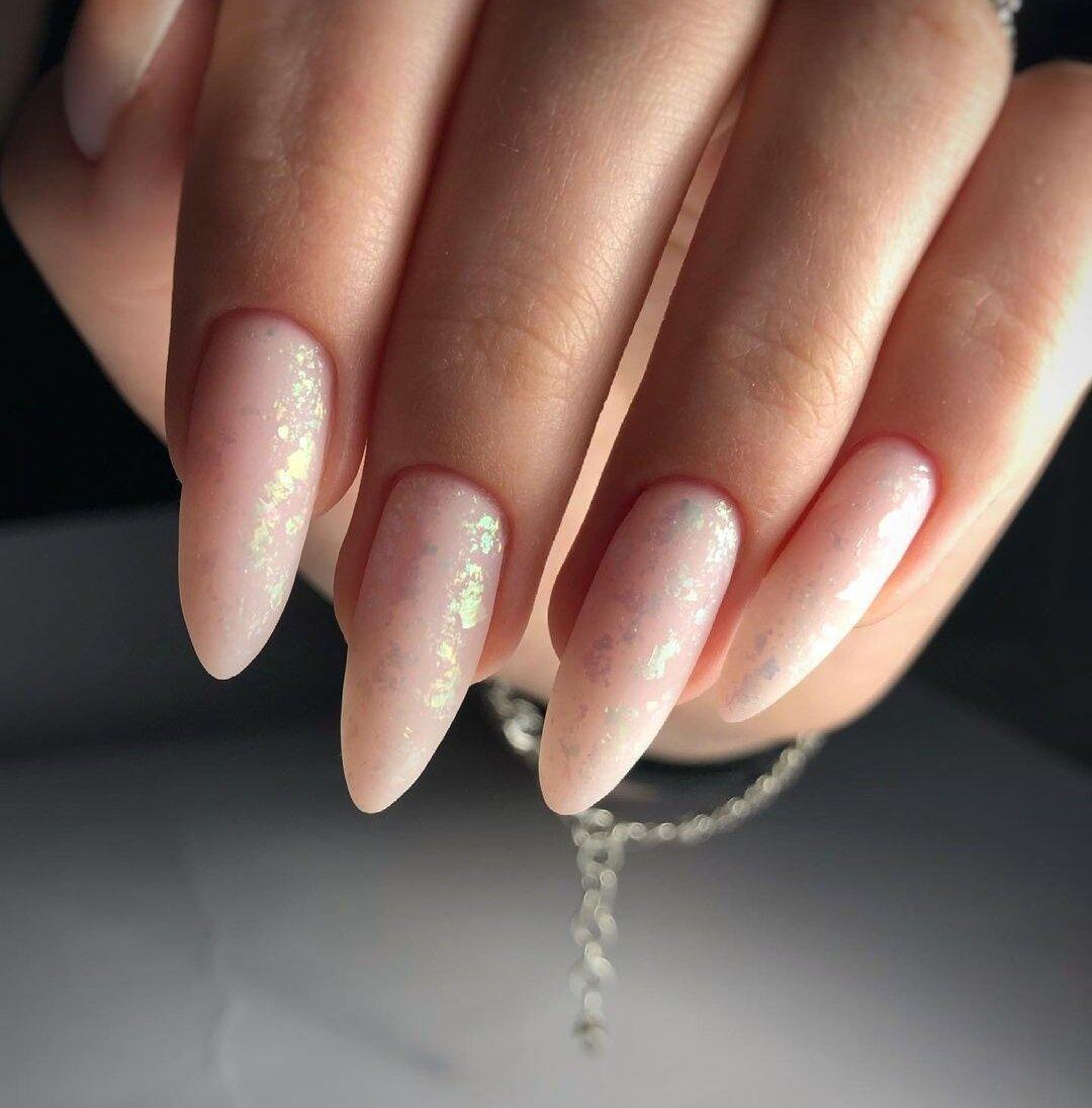 Нюдовый маникюр: О чём поведают руки его обладательницы. Красота, простота, ухоженность и нежность. Фото.