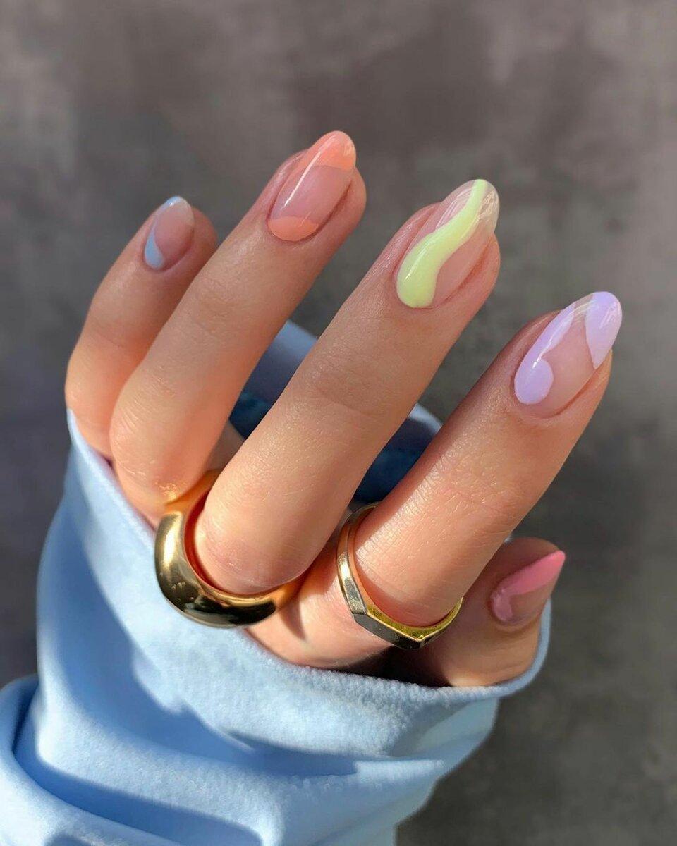 25 эстетичных идей дизайна ногтей, если вам надоел классический маникюр