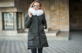 Kvinnors klimatkontrollerade kläder